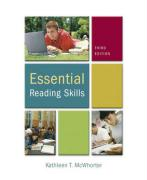 Essential Reading Skills [With Myreadinglab] - McWhorter, Kathleen T.