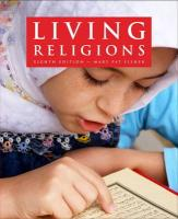 Living Religions - Fisher, Mary Pat