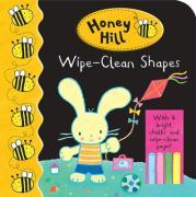 Honey Hill: Wipe-clean Shapes - Kolanovic, Dubravka