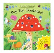 Busy Little Bugs: Pop-up Toadstool - Davies, Benji