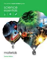 Materials. Denise Walker - Walker, Denise