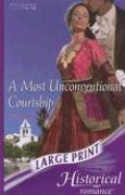 A Most Unconventional Courtship - Allen, Louise