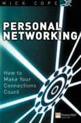 Personal Networking - Cope, Mick