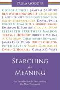 Searching for Meaning - Gooder, Paula