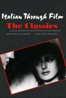 Italian Through Film: The Classics - Borra, Antonello; Pausini, Christina; Pausini, Cristina