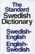 Standard Swedish Dictionary - The Staff of Esselte Studium