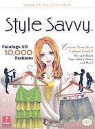 Style Savvy: Prima Official Game Guide - Schultz, Paula