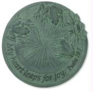 Lily Pad Garden Stepping Stone - Zondervan Publishing