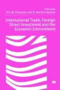 International Trade, Foreign Direct Inve