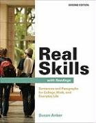 Real Skills with Readings 2e: Sentences and Paragraphs for College, Work, and Everyday Life - Anker, Susan