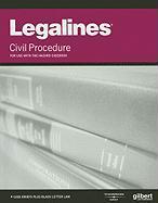 Legalines Civil Procedure: For Use with the Hazard Casebook - Aluise, Gloria A.; Barber, David H.; Bernstine, Daniel O.