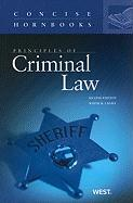 Principles of Criminal Law - LaFave, Wayne R.