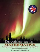 Developmental Mathematics Thea Plus Mymathlab Student Access Kit, Developmental Mathmatics Thea - Bittinger, Marvin L.; Beecher, Judith A.