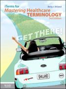 iTerms for Mastering Healthcare Terminology - Shiland, Betsy J.