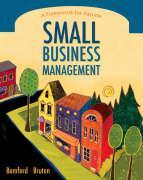 Small Business Management: A Framework for Success - Bamford, Charles E.; Bruton, Garry D.