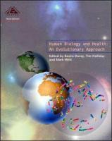 Human Biology and Health - Davey, Basiro