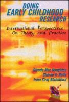 Doing Early Childhood Research - MacNaughton, Glenda
