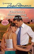 Charlotte's Homecoming - Johnson, Janice Kay
