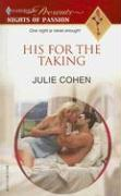 His for the Taking - Cohen, Julie