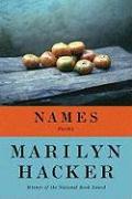 Names - Hacker, Marilyn