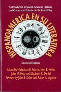 Hispanoamerica En Su Literatura - Adams, Nicholson B.