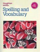 HM Spelling and Vocabulary LV 6 - Henderson, Edmund H.; Templeton, Shane