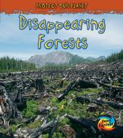 Disappearing Forests - Guillain, Charlotte
