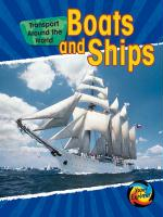 Boats and Ships - Oxlade, Chris