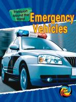 Emergency Vehicles - Oxlade, Chris