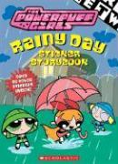 Powerpuff Girls Rainy Day Sticker Storybook - Ryan-Herndon, Lisa