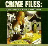 Body of Evidence - Brown, Jeremy