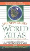 The Signet World Atlas: Completely Revised and Updated - Willett, B. M.