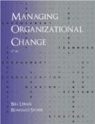 Managing Organizational Change - Leban, Bill; Stone, Romuald