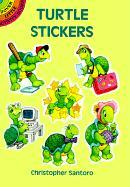Turtle Stickers - Santoro, Christopher