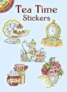 Tea Time Stickers - O'Brien, Joan