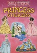 Glitter Princess Stickers - Miller, Eileen Rudisill
