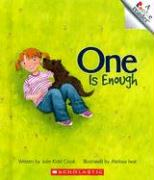 One Is Enough - Cook, Julie Kidd