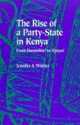 The Rise of a Party-State in Kenya: From