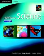 Science Foundations: Additional Science Class Book - Martin, Jean; Norris, Helen; Glover, David