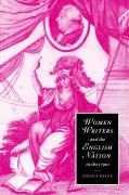 Women Writers and the English Nation in the 1790s: Romantic Belongings - Keane, Angela