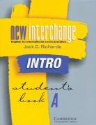New Interchange Intro Student's Book a: English for International Communication - Richards, Jack C.