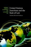 United Nations Sanctions and the Rule of Law - Farrall, Jeremy Matam