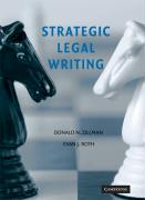 Strategic Legal Writing - Zillman, Donald N.; Roth, Evan
