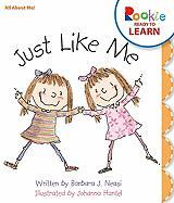 Just Like Me (Revised Edition) - Neasi, Barbara J.