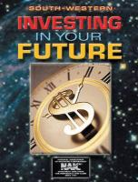 Investing in Your Future - National, Association Of Investors Corpo; National Association of Investors Corpor