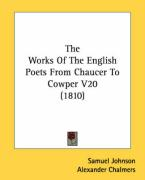 The Works of the English Poets from Chaucer to Cowper V20 (1810) - Johnson, Samuel