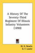 A History of the Seventy-Third Regiment of Illinois Infantry Volunteers (1890)