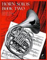 Horn Solos, Bk 2 - Campbell, Arthur