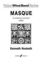 Kenneth Hesketh: Masque