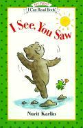 I See, You Saw - Karlin, Nurit; Freeman